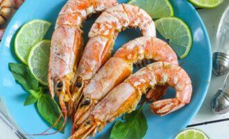 Морепродукты лангусты
