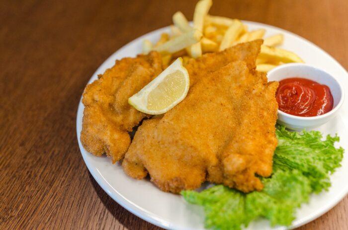 рыба кляр