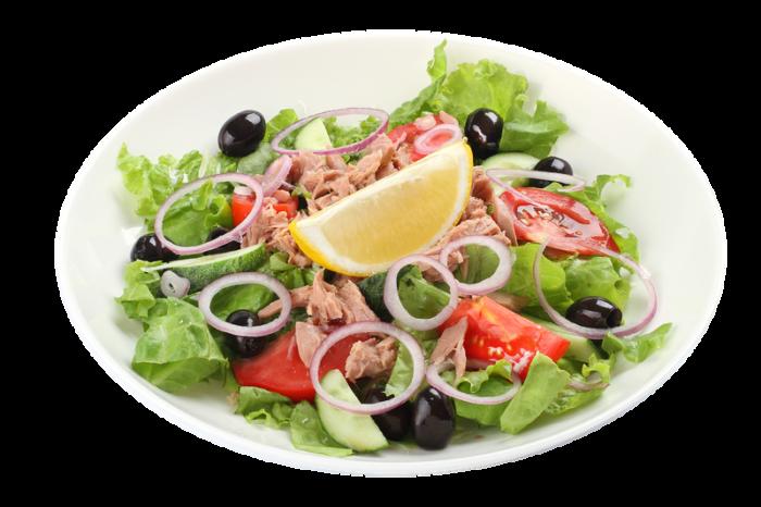 салат из сардины
