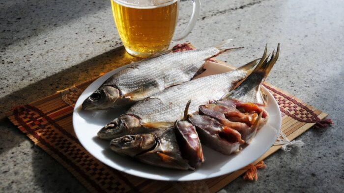Рыбец Донской вяленый