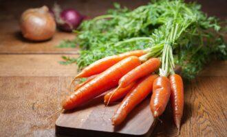 лук морковь