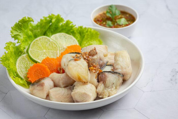 рыба блюда