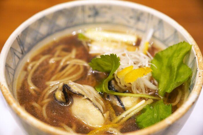 Устричный суп