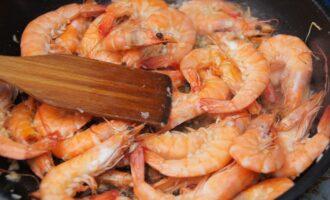 варить морепродукты
